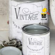 Vintage Paint Metallico Oro 200 Ml