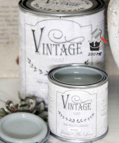 Vintage Paint Metallico Argento200 Ml