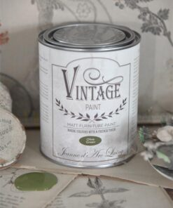 Vintage_chalk_paint_olive_green