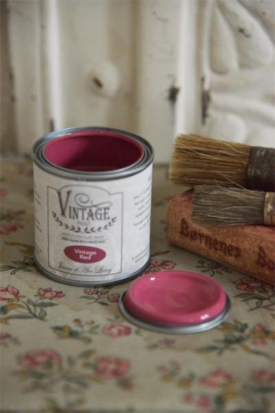 Vintage Paint Vintage Red