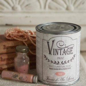 vintage paint dusty rose